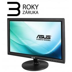 """20"""" LED ASUS VT207N -5MS, 1600x900, lesk, USB, DVI, VGA"""