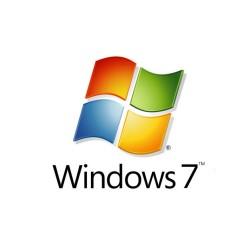 MS Windows 7 Pro OEM coa used